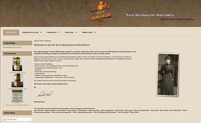 Mlieder Web Design Portfolio